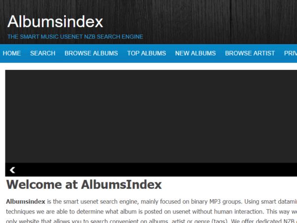 Albumsindex Albums Index