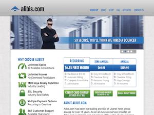 Alibis Review