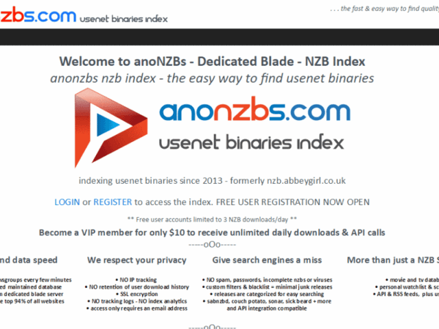Anonnzbs Usenet Binaries