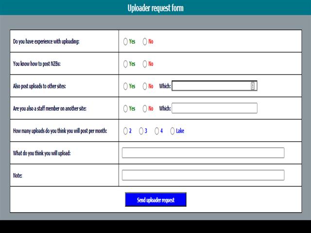 Bigbit Uploader Form