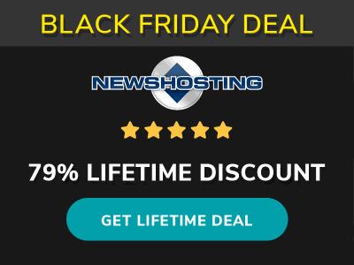 Newshosting Black Friday