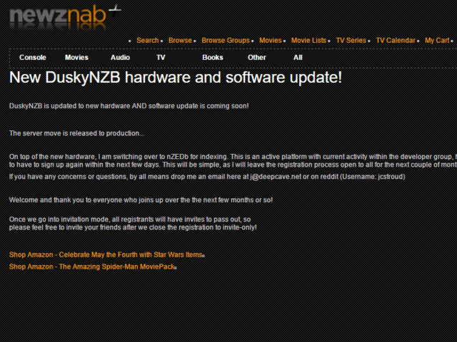 Deepcave Nzb Updated Hardware and Software