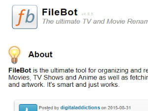 FileBot Review