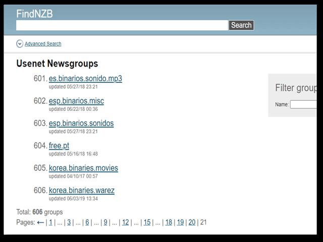 Findnzb Newsgroups