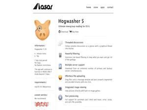 Hogwasher Review