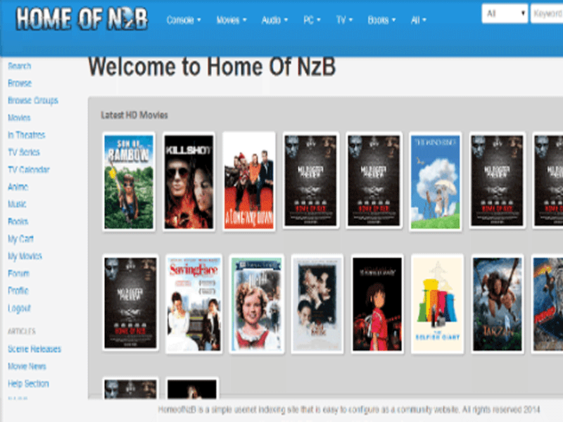Home of NZB Review