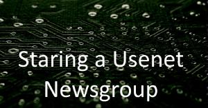 How to Start a Newsgroup in USENET