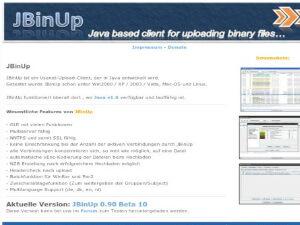JBinUP Review