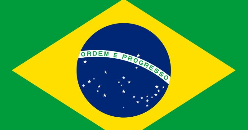 Flag Du Brasil