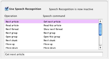 Mt Newswatcher Speech Recognition