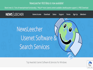 NewsLeecher Newsreader Review