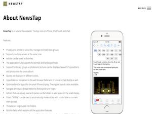 Newstap Review