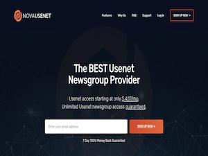 NovaUsenet Review