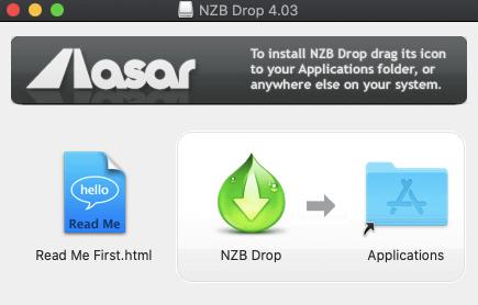 Nzbdrop Installation