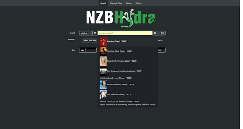 Nzb Hydra 2 Search