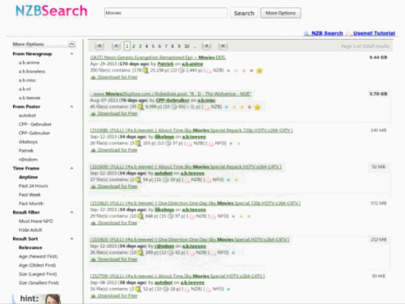 NZBSearch Review