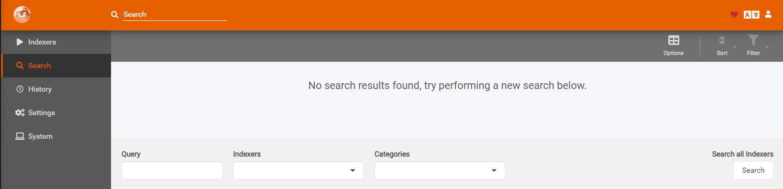 Prowlarr Search