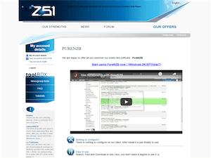 PureNZB Newsreader Review