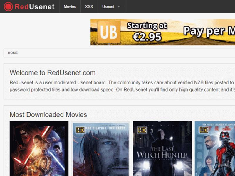 RedUsenet Review
