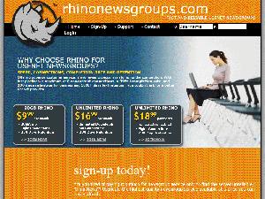 RhinoNewsgroups Review