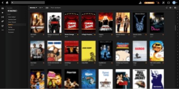 Plex Theater Trailers