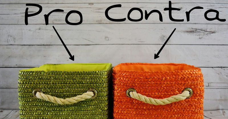 Pros vs Cons Usenet