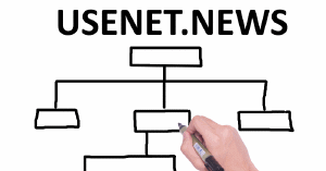 The USENET news Hierarchy