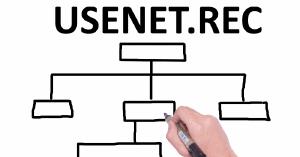 The USENET rec Hierarchy