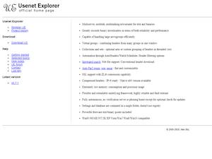 Usenet Explorer Review