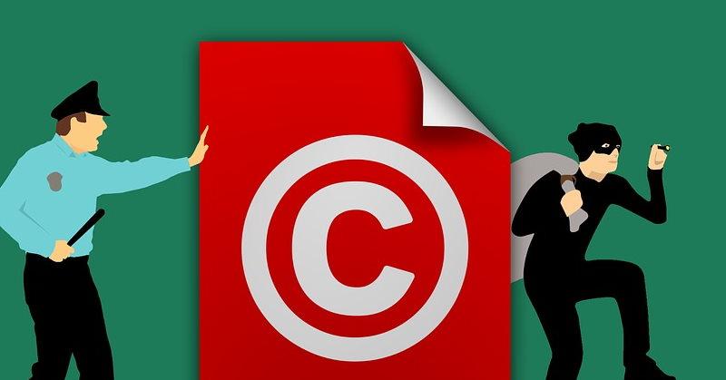 Copyright Thief