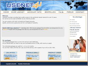 Usenet4u Review