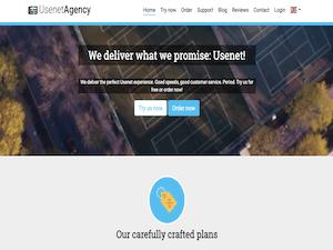 UsenetAgency Review