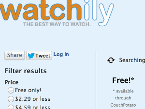 Watchily Review
