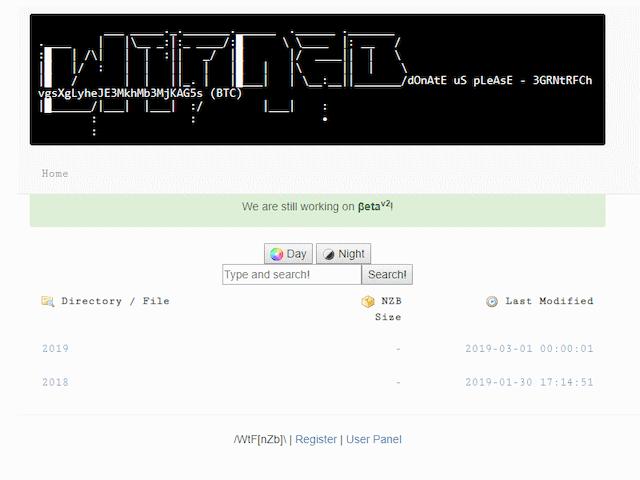 Wtfnzb Nzb Site